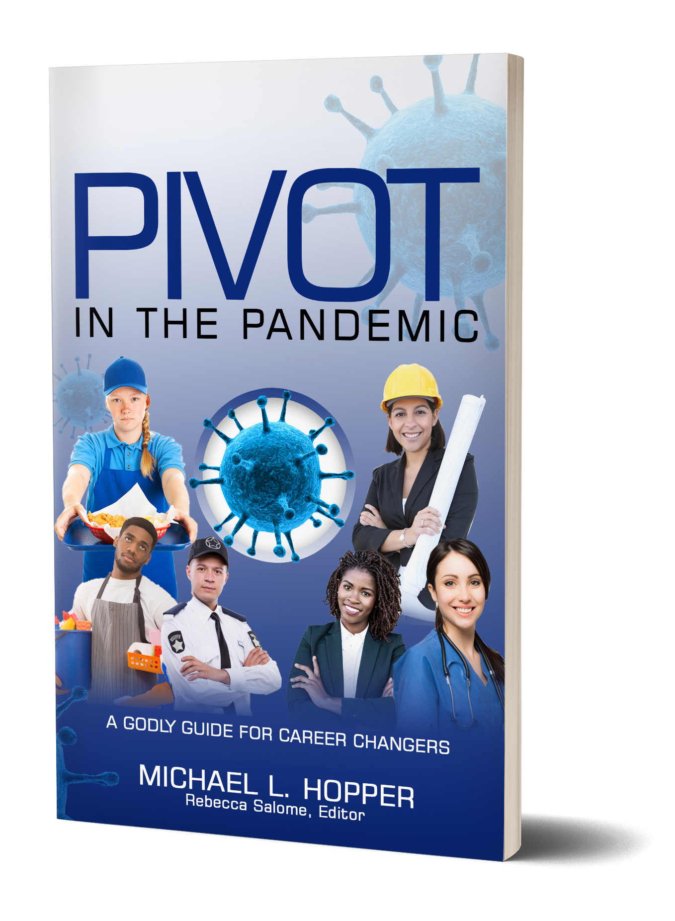 Pivot in the Pandemic Book Cover